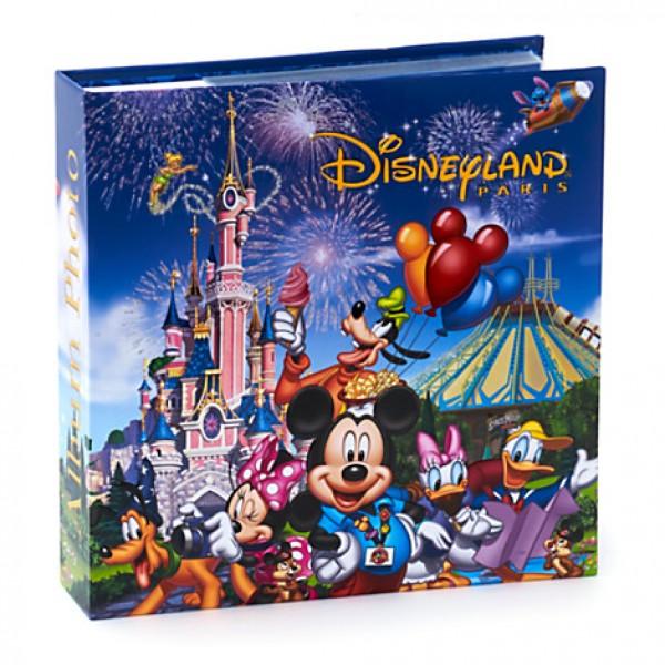 Disneyland Paris Storybook Attractions Photo Album