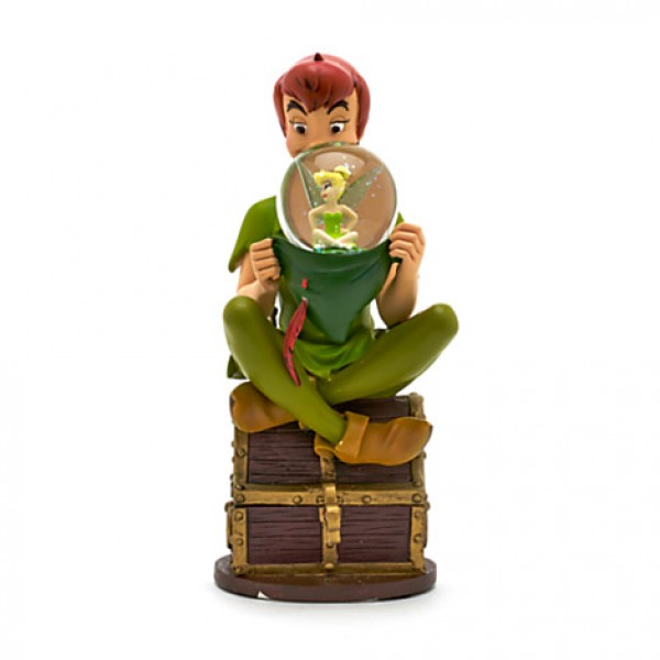 Peter Pan Musical Snow globe