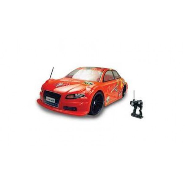 Large radio controlled car 1:10 scale