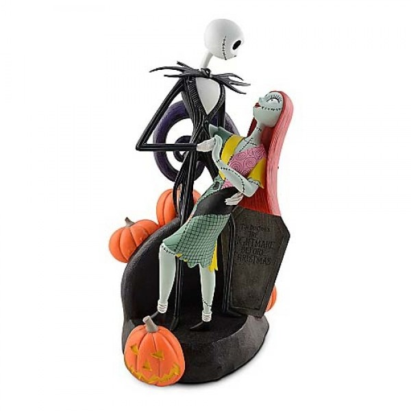 Nightmare Before Christmas - Jack and Sally Figurine