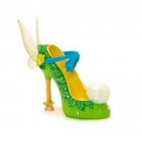 Tinker Bell - Peter Pan - Miniature Decorative Shoe