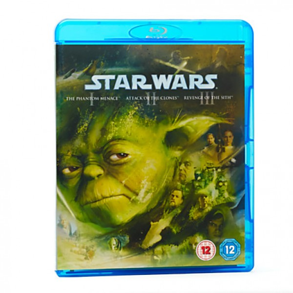 Star Wars: Episodes I, II, III, IV, V and VI in Blu-ray