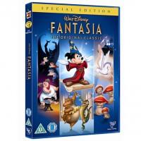 Fantasia Special Edition DVD