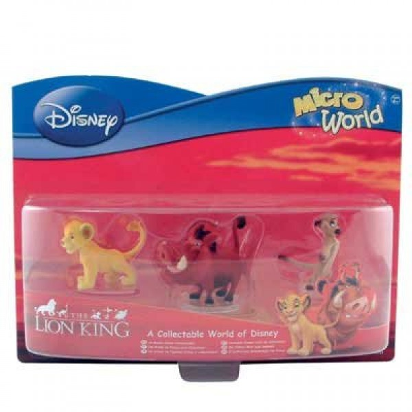 Disney Lion King Micro World