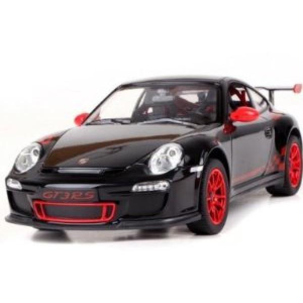 Radio Remote Control Car 1/14 Scale Porsche 911 GT3 RS RC RTR Black