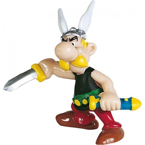 Obelix & Asterix   - Asterix with Sword Figurine