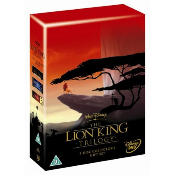 The Lion King Trilogy Box Set