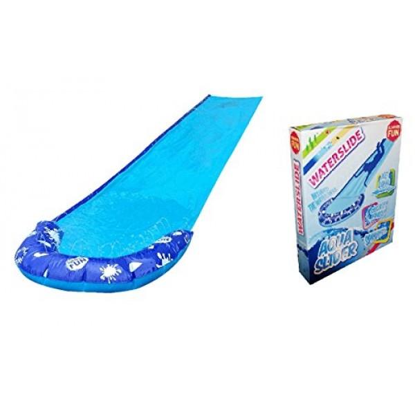 16ft Long Aqua Slider Water Slide