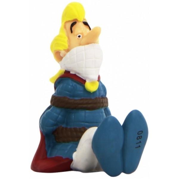Obelix & Asterix -  Cacofonix Gagged Figurine