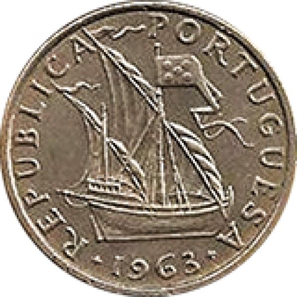 1963 Portugal 5$00