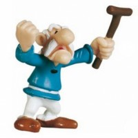 Obelix & Asterix -  Geriatrix Figurine