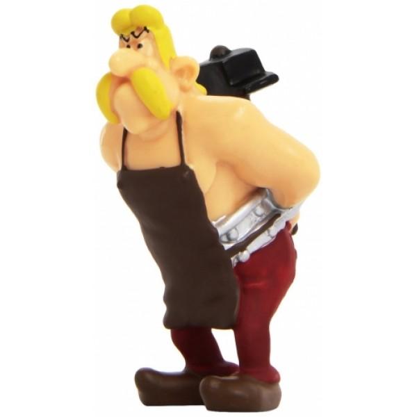 Obelix & Asterix  - Fulliautomatix Figurine
