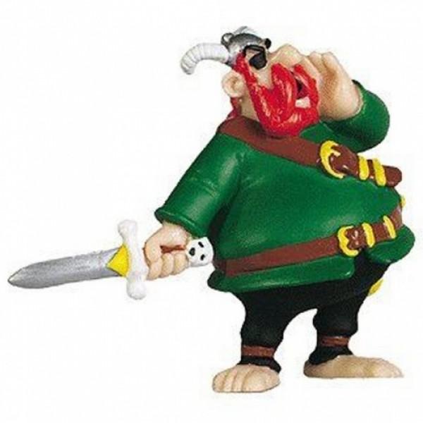 Obelix & Asterix   - Redbeard Figurine