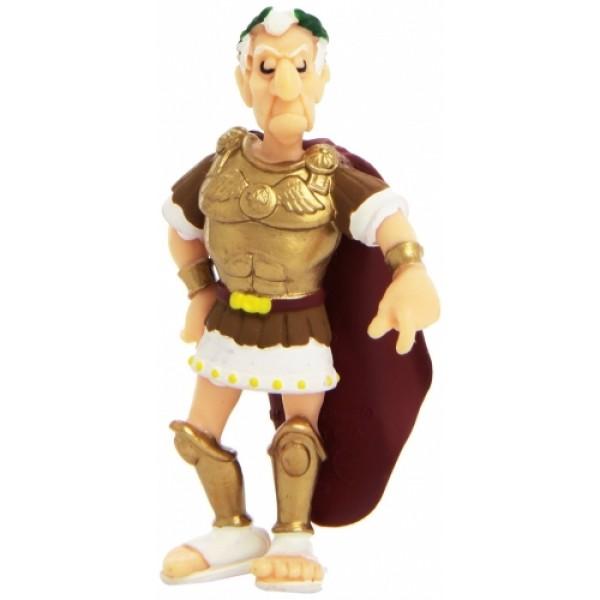 Obelix & Asterix   - Julius Caesar Figurine