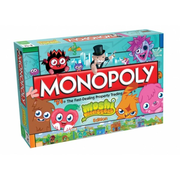 Monopoly Moshi Monsters Board Game