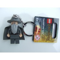 LEGO The Lord of the Rings: Gandalf the Grey Keychain