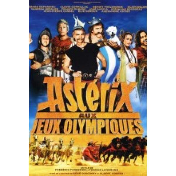 Asterix  Aux Jeux Olympiques DVD