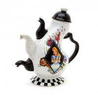 Alice in Wonderland Mad Hatter's Teapot