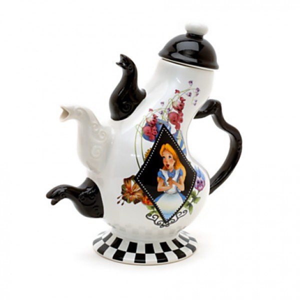 Alice in Wonderland Mad Hatter's Teapot