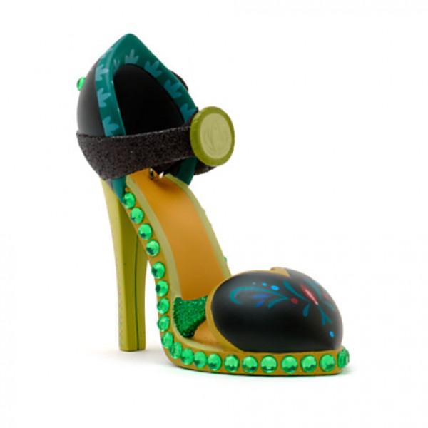 Anna - Frozen - Miniature Decorative Shoe