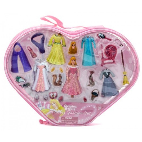 Princess Fashion Set - Sleeping Beauty