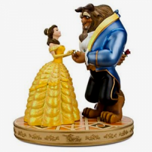 Beauty and the Beast Sculpted Figure