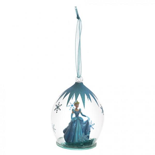 Disney Princess Cinderella Christmas Bauble