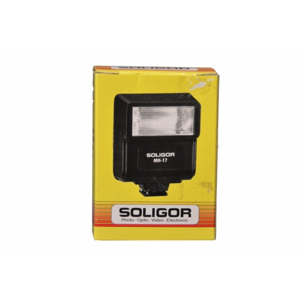Electronic Flash MK-17 Soligor