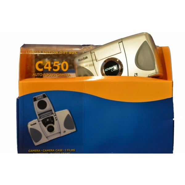 C450 Camera - Limited Edition Gift Box