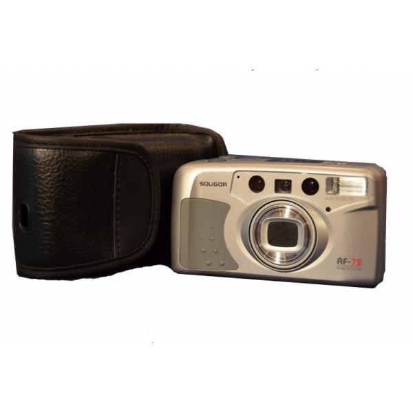Soligor Zoom Compact Camera AF-72 PZ