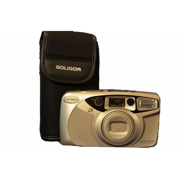 APS Zoom Camera AZ-360A-Soligor