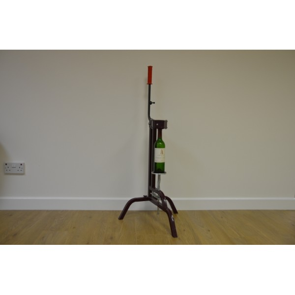 Floor-standing corking machine (used)