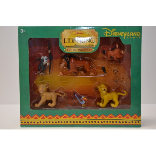 Disney Lion King Playset