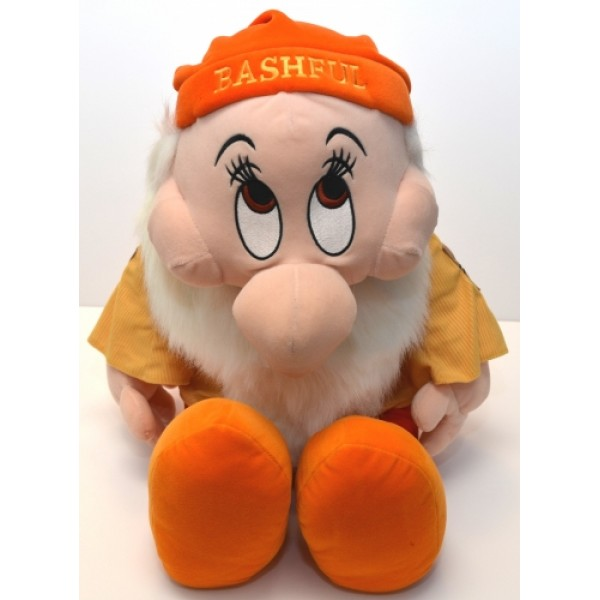 "Disney Bashful large Soft Toy""Snow White"""