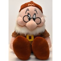 """Disney Doc Large soft toy from """"Snow White"""""""