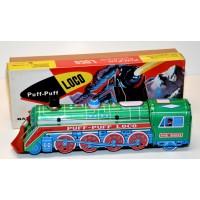 Puff-Puff Loco Operated Mystery Train