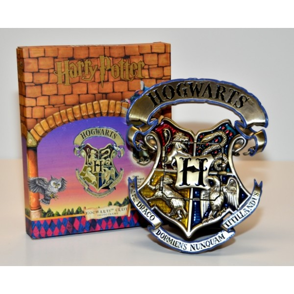 Harry Potter - Hogwarts Crest Photo Frame