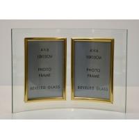 Photo Frame Double 6x4 Glass