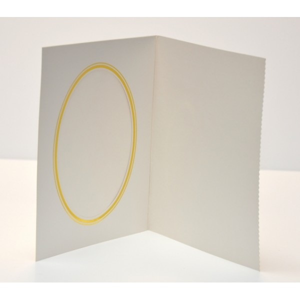 Pearl White Slip-in Photo Folder 8 x 6 (45 x Units)