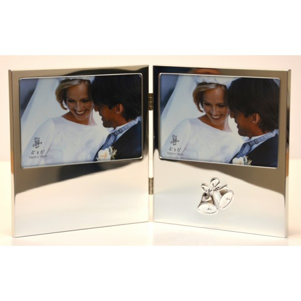 Wedding Double Photo Frame