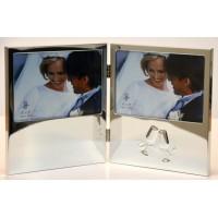 Wedding Double Photo Frame