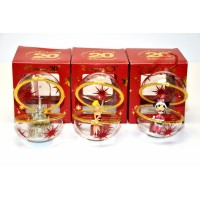Limited Edition 20th Anniversary Disney Baubles (Set of 3)