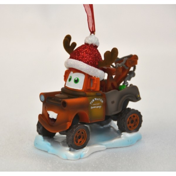 Tow Mater Christmas Decoration