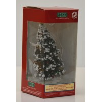 Lemax Village Collection Lighted Christmas tree