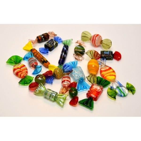 Venetian glass Sweets