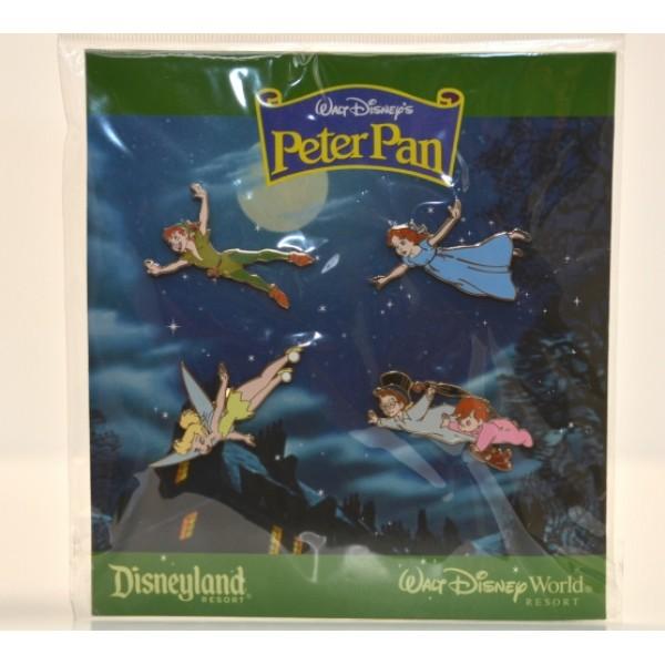 Walt Disney's Peter Pan Pin
