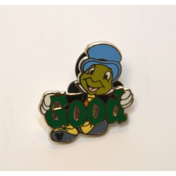Disney Jiminy Cricket From Pinocchio Pin