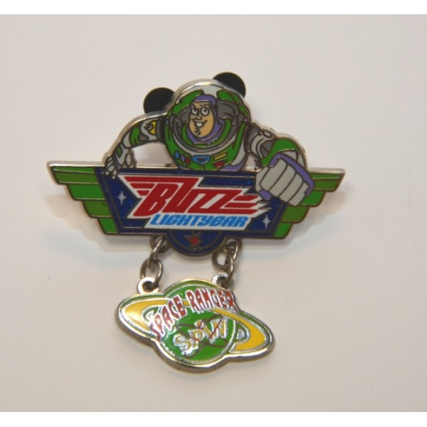 Buzz Lightyear's Space Ranger Pin