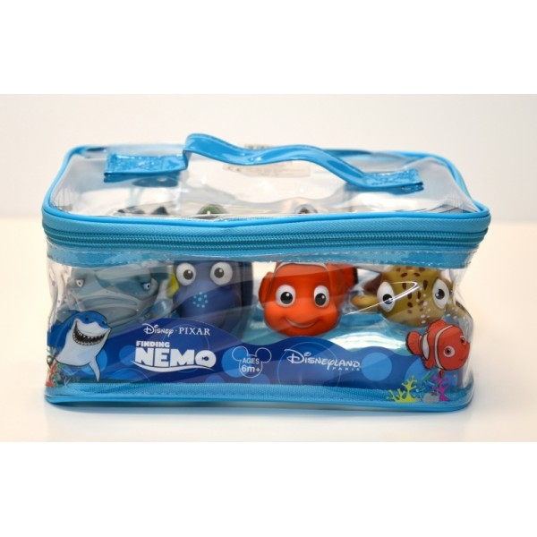 disney finding nemo bath set. Black Bedroom Furniture Sets. Home Design Ideas