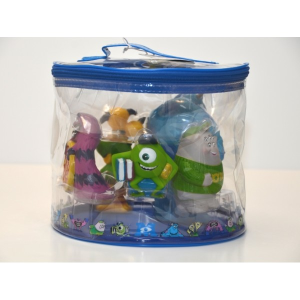 Disney Monsters University Deluxe Bath Set
